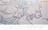 Title:Ice Crime-January 2017 Calendar Wallpaper Views:1096