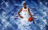 Title:Kevin Durant-2016 Basketball Star Poster Wallpaper Views:945