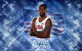 Title:Kyrie Irving-2016 Basketball Star Poster Wallpaper Views:861