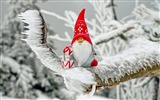 Title:Santa claus snow frost-2017 Merry Christmas Wallpaper Views:832