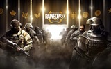 Title:Tom Clancys Rainbow Six Siege Game Wallpaper 02 Views:833