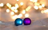 Title:Toys balls glare-2017 Merry Christmas Wallpaper Views:650