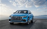 Title:2017 Audi Q8 Concept Auto Poster HD Wallpaper 07 Views:910