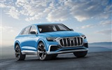 Title:2017 Audi Q8 Concept Auto Poster HD Wallpaper 10 Views:726