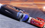 Title:2017 Cars 3-Movie Poster HD Wallpaper Views:360