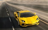 Title:2017 Lamborghini Aventador S Car HD Wallpaper 03 Views:616