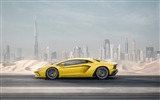 Title:2017 Lamborghini Aventador S Car HD Wallpaper 11 Views:704