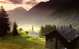 Title:Austria mountain-Scenery HD Wallpaper Views:837
