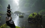 Title:Black pile of stones-2016 Scenery High Quality Wallpaper Views:201