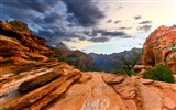 Title:Canyon mountains-Scenery HD Wallpaper Views:643