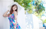 Title:Chinese Youth Fashion Beauty Girls Photo Wallpaper 03 Views:451