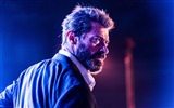 Title:Hugh jackman in logan-Movie Poster HD Wallpaper Views:349