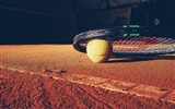 Title:Sunball tennis court-Sports Poster HD Wallpaper Views:510