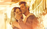 Title:hrithik roshan yami gautam kaabil 2017-Movie Poster HD Wallpaper Views:273