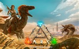 Title:Ark scorched earth-2017 Game HD Wallpaper Views:705