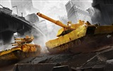 Title:Armored warfare city battle-2017 Game HD Wallpaper Views:665