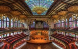 Title:Barcelona Spain Catalonia Concert Hall-2017 Bing Desktop Wallpaper Views:391