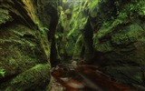 Title:Blood river devils pulpit scotland-Nature HD Wallpaper Views:841