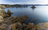 Title:Coast Beach Rock-Italy Peninsula Sardinia Wallpaper Views:724