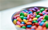 Title:Colorful candy chocolate-Life Close-up Photo HD Wallpaper Views:1050