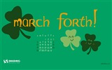 Title:March Forth-March 2017 Calendar Wallpaper Views:1200