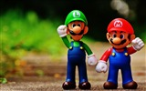 Title:Mario and luigi plastic toy-High Quality Wallpaper Views:724