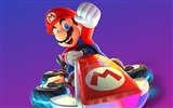 Title:Mario kart 8 deluxe-2017 Game HD Wallpaper Views:701