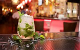 Title:Mojito drink mint ice-High Quality HD Wallpaper Views:509