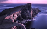 Title:Neist point lighthouse isle of skye scotland-Nature HD Wallpaper Views:1053