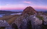 Title:Panoramic mountain-Nature HD Wallpaper Views:1042