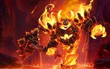 Title:Ragnaros heroes of the storm-2017 Game HD Wallpaper Views:612
