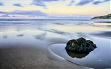 Title:Cayton bay beach yorkshire-Windows 10 Desktop Wallpaper Views:578