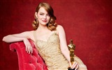 Title:Emma Stone Oscar-2017 Beauty HD Photo Wallpapers Views:913