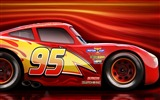 Title:Lightning mcqueen cars 3-2017 Movie Wallpaper Views:930