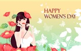 Title:March 8 Happy Womens Day 2017 Wallpaper 01 Views:393