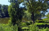 Title:Nature park village croatia-Country Nature Scenery Wallpaper Views:411