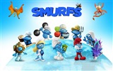 Title:Smurfs The Lost Village 2017 HD Wallpaper 03 Views:133