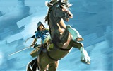 Title:The legend of zelda breath of the wild-2017 Game HD Wallpaper Views:295
