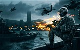 Title:Battlefield 4 game-High Quality Wallpaper Views:1317