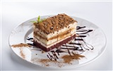 Title:Cake souffles cream chocolate-Food Theme HD Wallpaper Views:715