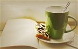 Title:Cup sandwich chocolate-Food Theme HD Wallpaper Views:533