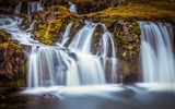 Title:Waterfall iceland-Scenery Photo HD Wallpaper Views:978