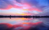 Title:Cuxhaven germany lake sunset-Beautiful landscape wallpaper Views:702
