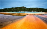 Title:Grand prismatic yellowstone national park-Scenery HD Wallpapers Views:96