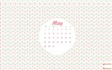 Title:Hello May-May 2017 Calendar Wallpaper Views:953