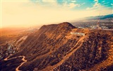 Title:Hollywood mountains los angeles-2017 High Quality Wallpaper Views:249