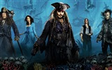 Title:Pirates of the caribbean dead men tell no tales-2017 Movie HD Wallpaper Views:539