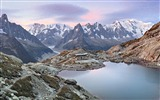 Title:Towering mountains travel Nature theme wallpaper 01 Views:87