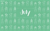 Title:Cactus Hug-July 2017 Calendar Wallpaper Views:340