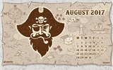 Title:Are You Ready For The Adventure-August 2017 Calendar Wallpaper Views:391